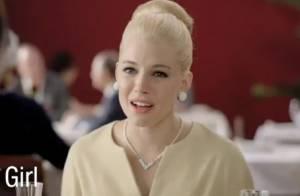 Sienna Miller méconnaissable : Transformée en The Girl pour Hitchcock