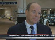 Albert de Monaco : Les enchères ont flambé pour les voitures du prince Rainier