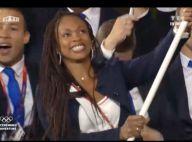 JO 2012 : Laura Flessel, fière porte-drapeau prête à conquérir Londres !