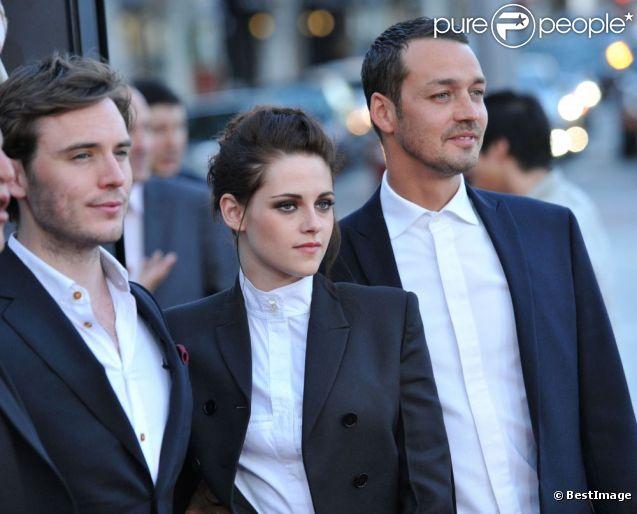 Kristen Stewart et Rupert Sanders en mai 2012 à Los Angeles.