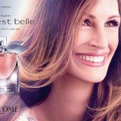 Julia Roberts : Star de la nouvelle campagne Lancôme, sa vie est belle !
