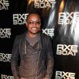 Apl.de.Ap des Black Eyed Peas, en pleine forme, à Cannes le 30 août 2012 sur le Axe Boat