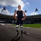 JO 2012-Oscar Pistorius : Son handicap découvert par son coach au bout de 6 mois