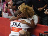 JO 2012-Teddy Riner: L'ivresse et le baiser de sa compagne après l'or olympique
