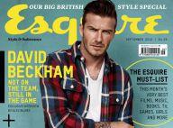 David Beckham : Viril en homme de la ferme quand sa femme a besoin de lunettes