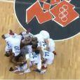 L'équipe de France de basket féminine se qualifie pour la demi-finale du tournoi olympique après sa victoire face à la République Tchèque le 7 août 2012 à Londres