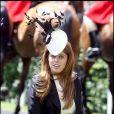 La princesse Béatrice au royal Ascot 2008