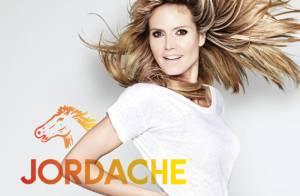Heidi Klum : La maman top model s'essaye à la danse en jeans et talons