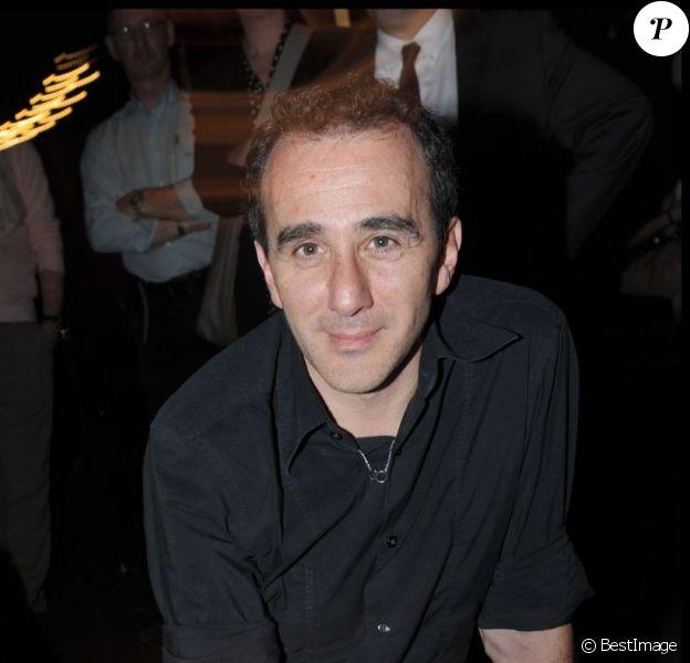Elie Semoun en 2011 à Paris