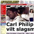 Le prince Carl Philip de Suède a été victime dans la nuit du 11 au 12 août 2012 d'une agression à la sortie du Baoli, une boîte de nuit de Cannes, sous les yeux de sa compagne Sofia Hellqvist et d'un groupe d'amis.