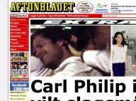Le prince Carl Philip de Suède agressé à Cannes sous les yeux de Sofia Hellqvist