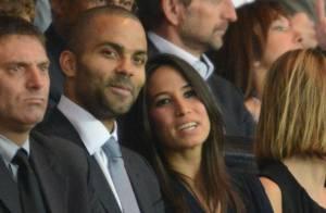 Tony Parker et Axelle : Amoureux très élégants au Parc pour le PSG et Zlatan