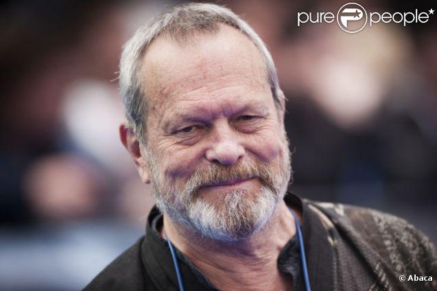Terry Gilliam le 31 mai 2012 à Londres