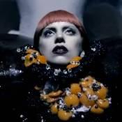 Lady Gaga : Diabolique et sombre dans la pub pour son parfum Fame