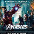 Avengers  de Joss Whedon, avril 2012.