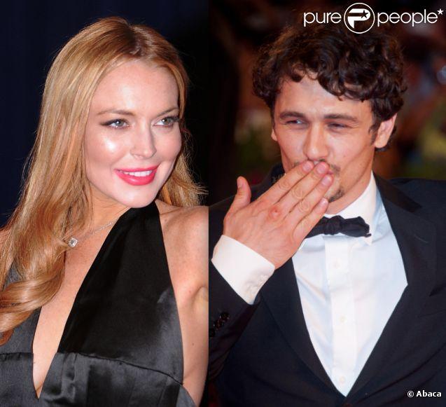 James Franco couple
