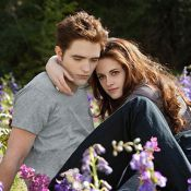 Twilight 5 : Images avec Robert Pattinson et Kristen Stewart, tendres amoureux