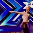 Zoe Alexander pète un câble durant son audition dans le premier épisode de la saison 9 de  X Factor , le 18 août sur la chaîne anglaise ITV.