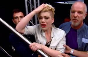 X Factor: Coup de folie du sosie de Pink devant Gary Barlow et Nicole Sherzinger