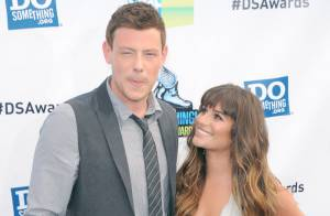 Do Something Awards 2012 : Lea Michele ultrasexy avec son chéri Cory Monteith