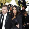 Leïla Bekhti et le jury de la section Un certain regard à Cannes en mai 2012