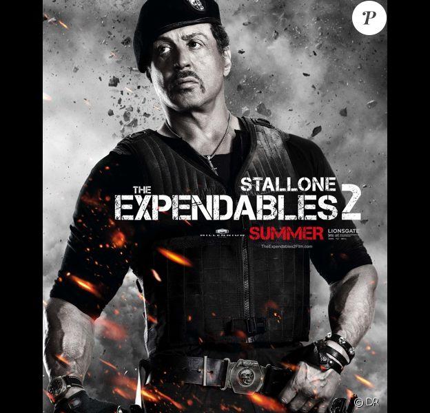 Affiche du film Expendables 2