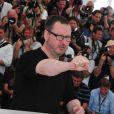 Lars von Trier en mai 2011 à Cannes.