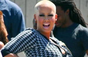 Amber Rose : L'ex de Kanye West est enceinte de Wiz Khalifa !