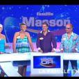 Une famille en or dans le clip de rentrée de TF1