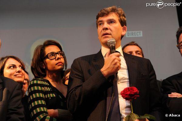 Audrey Pulvar et Arnaud Montebourg en difficulté : le couple encore attaqué