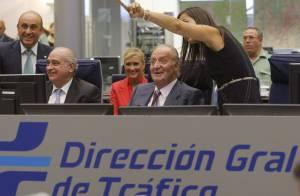 Reine Sofia: Sortie fleurie à Majorque, tandis que Juan Carlos trafique à Madrid