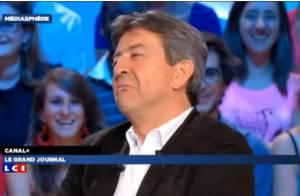 Le Grand Journal : Jean-Luc Mélenchon dompté par Doria Tillier, la Miss Météo