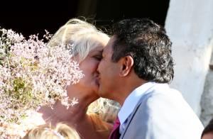 Charlotte de Turckheim et Zaman : Fous d'amour pour leur mariage folklorique