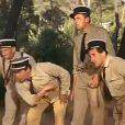 Extrait du film Les Gendarmes à Saint-Tropez avec Louis De Funès, Michel Galabru, Christian Marin et Jean Lefevbre.