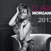 Clara Morgane : Divine, envoûtante et sous la douche pour son calendrier