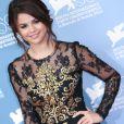 Selena Gomez à la projection du film Spring Breakers, le mercredi 5 septembre 2012 à Venise, dans le cadre de la 69e Mostra de Venise.