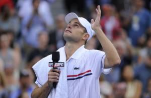 Andy Roddick : Des adieux déchirants sous les yeux de Brooklyn Decker en larmes