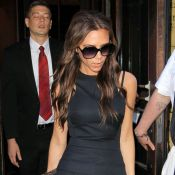 Victoria Beckham : Star de la Fashion Week, soutenue par son mari et sa fille
