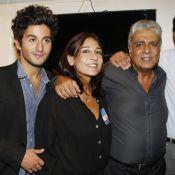Enrico Macias célèbre 50 ans de carrière entouré de sa famille et de ses amis