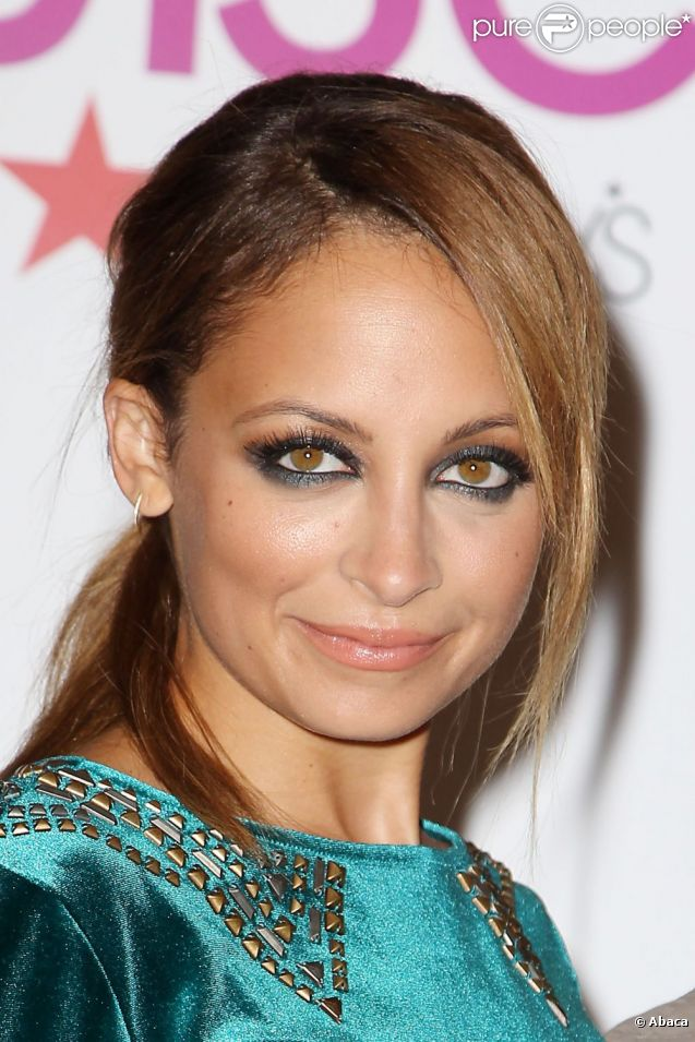 Nicole Richie, superbe pour le lancement de sa collection Nicole Richie For Impulse au Macy's Herald Square. New York, le 12 septembre 2012.