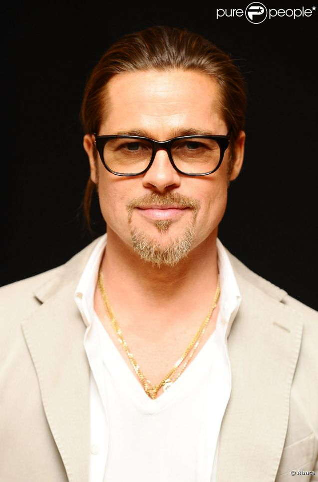 Brad Pitt lors de la présentation de Cogan - Killing Them Softly à Londres le 6 septembre 2012