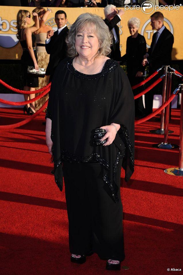 Kathy Bates le 29 janvier 2012