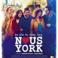 Nader Boussandel, Géraldine Nakache, Baptiste Lecaplain, Leïla Bekhti et Manu Payet dans  Nous York , en salles le 7 novembre.