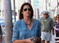 Cindy Crawford : Stylée pour une promenade de santé