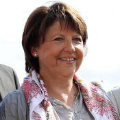 Martine Aubry, bientôt grand-mère ?