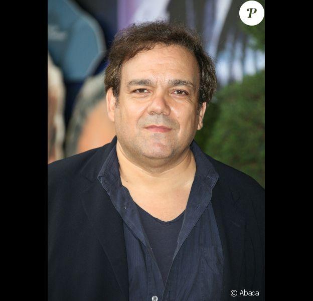 Didier Bourdon, en mai 2009 à Cannes.