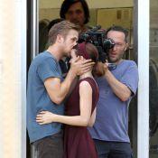 Ryan Gosling embrasse Rooney Mara : La passion avant l'obsession de Malick
