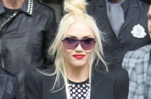 Gwen Stefani à Londres : Une maman en plein travail qui reste au top du style