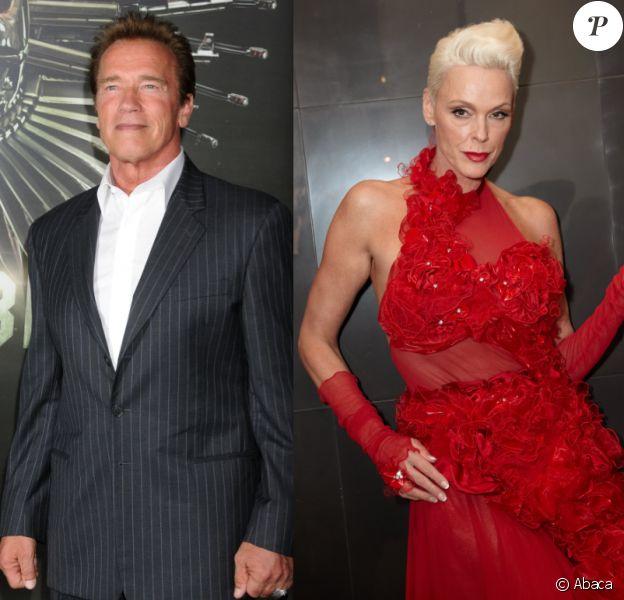 Arnold Schwarzenegger et Brigitte Nielsen, deux stars des années 80 qui se sont laissés aller à des confidences très intimes à tour de rôle.