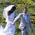Exclu : Le mariage de Jean-Luc Delarue et d'Anissa à Belle-Ile le 12 mai 2012